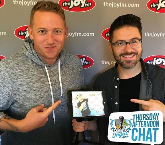 Jayar and Danny Gokey interview