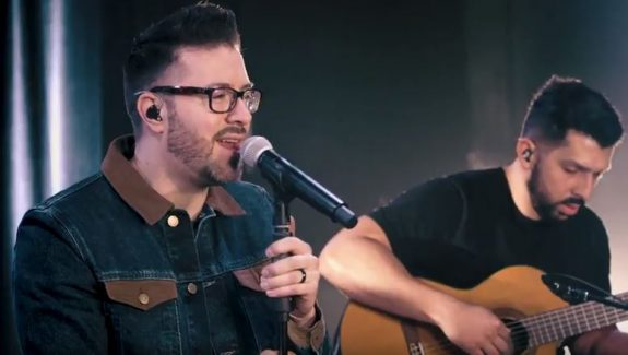 Danny Gokey and Miguel Perez