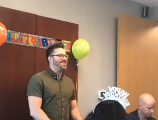 95.9 the fish and Danny Gokey