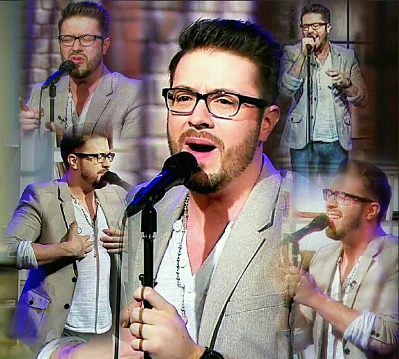 Fan art by Renee of Danny Gokey singing TYHTBA
