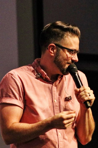 Danny Gokey closeup in Seekonk by YCoyle