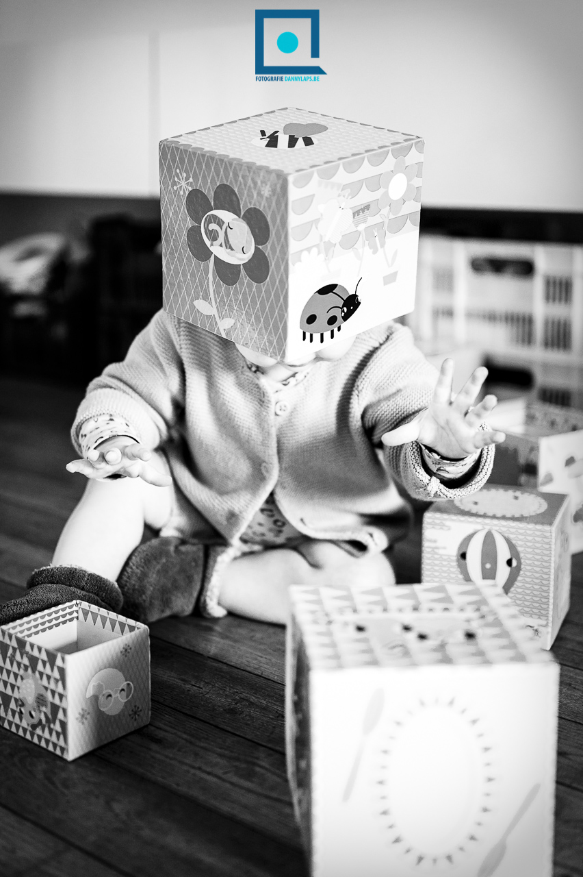 Lightroom presets 'Zotte doos': preset 'Zwarte doos'