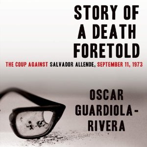 StoryOFADeathForetold Book Cover - Poster