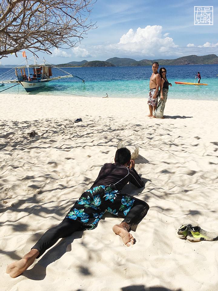 Malcapuya Island