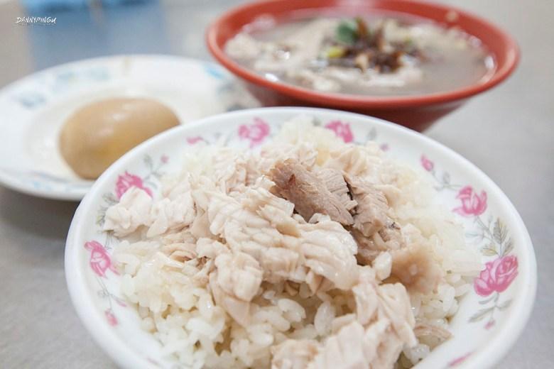 嘉義火雞肉飯分享