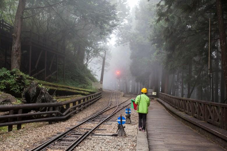 阿里山神木車站