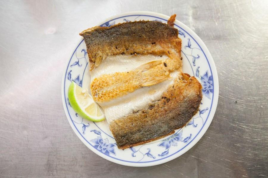 嘉義煎虱目魚