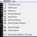 Installing VirtualBox Guest Additions On Ubuntu Server 12.04
