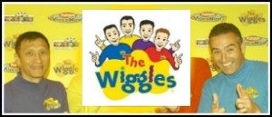 The Wiggles header