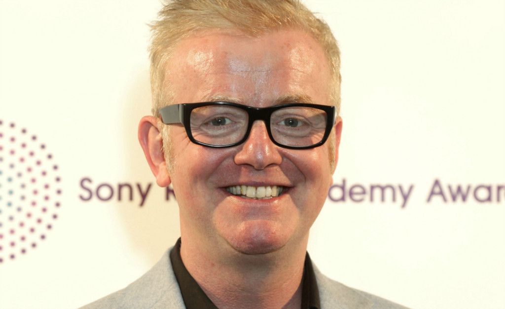 My heroes - Chris Evans - Original image from ITV - Taken from an article by DannyUK.com