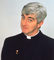 Father Ted - Taken from an article about Graham Linehan by DannyUK.com