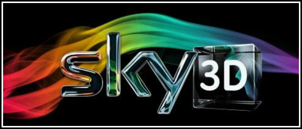 Sky 3D and reading on the loo