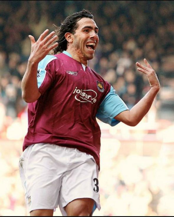 West Ham Tevez rumours