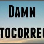 Autocorrect