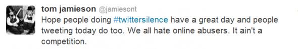 TwitterSilence