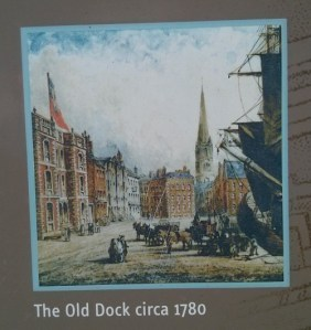 Liverpool Old Dock 1780
