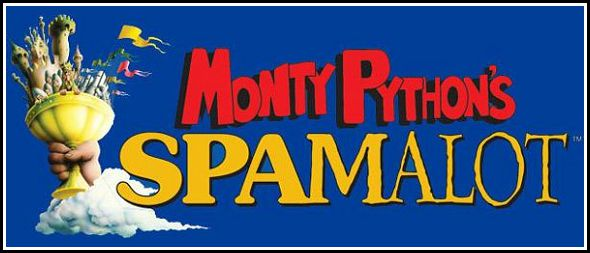 Spamalot with Dick and Dom!