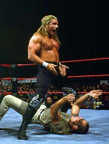 DX crotch chop