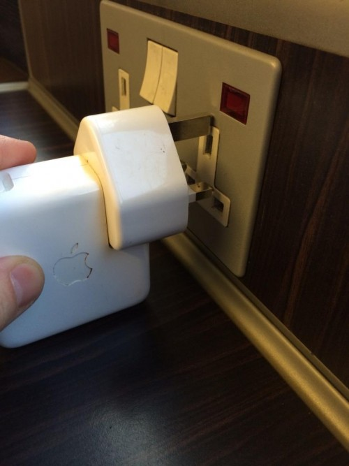 First World Problems - Apple chargers