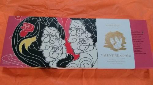 Hotel Chocolat Sleekster Valentine Collection Box