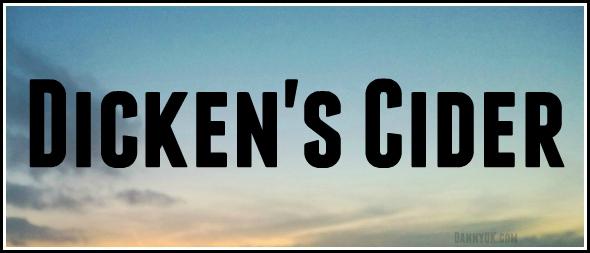 Dicken's Cider