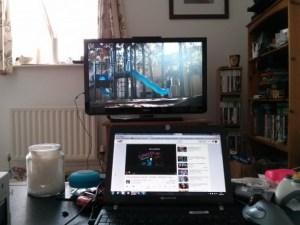 Google Chromecast – YouTube cast to tv