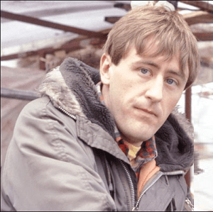 Lonely Fools And Horses – Rodney Trotter looking depressed, down and unhappy – a tv program pitch idea based on an Only Fools and Horses Spin off