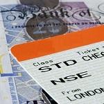 Travelcard Train Ticket icon 150×150