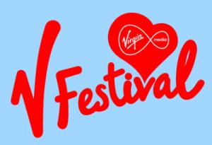 V Festival logo – New logo