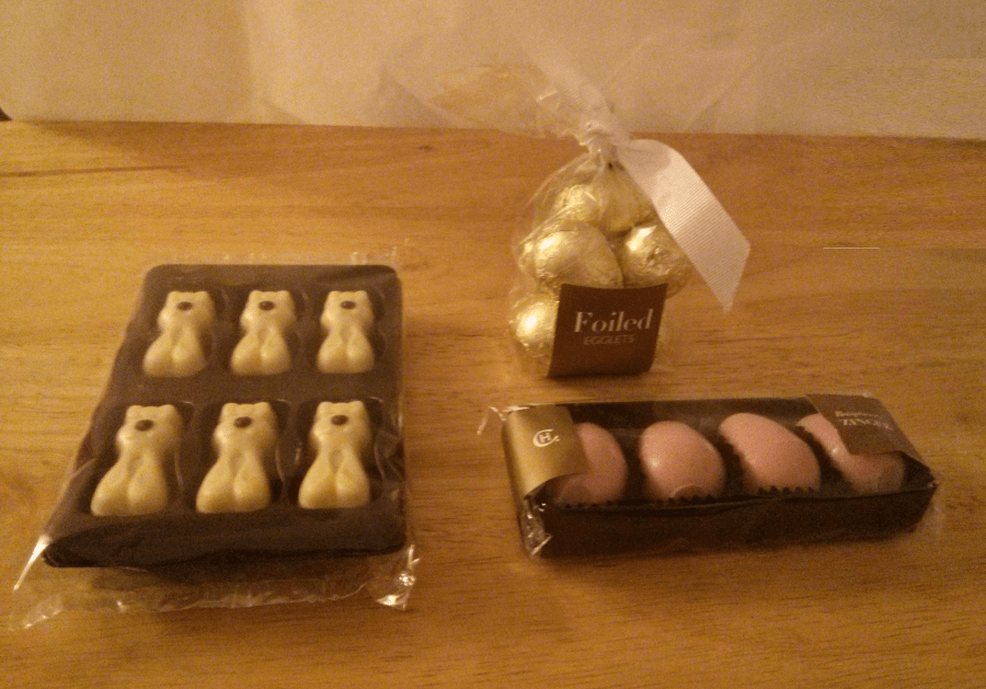Hotel Chocolat - Easter - Pick Me Up Easter box - Unpacked