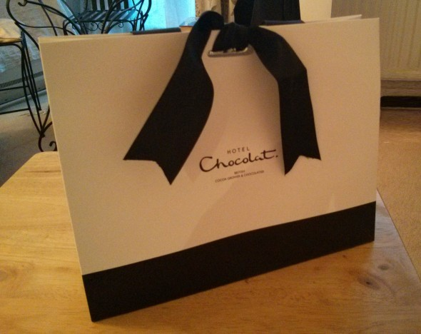 Hotel Chocolat Easter - Pick Me Up Easter box - Taken from a review by DannyUK.com