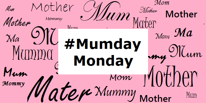 Mumday Monday linky