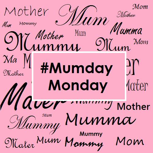 Mumday Monday Hashtag