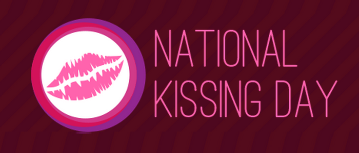 National Kissing Day 2014