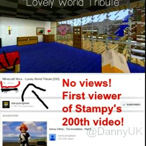 First-view-on-StampyLongHead-YouTube-video