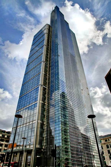 Heron Tower, London - Home of Duck and Waffle - What to do in London