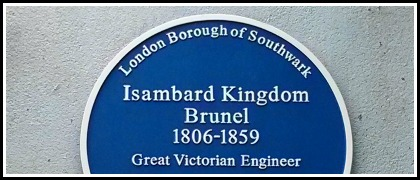 Brunel's Thames Tunnel Tour