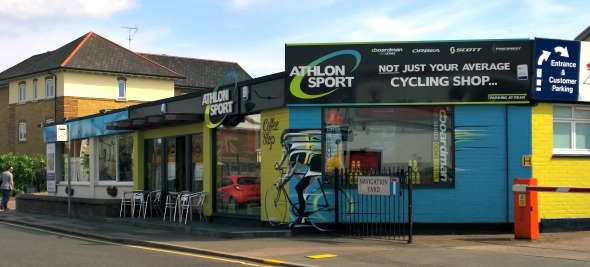 Bike City Chelmsford - Athlon Sport