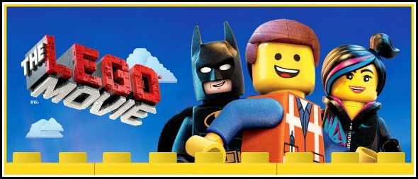 Review: The Lego Movie – Everything is awesome!
