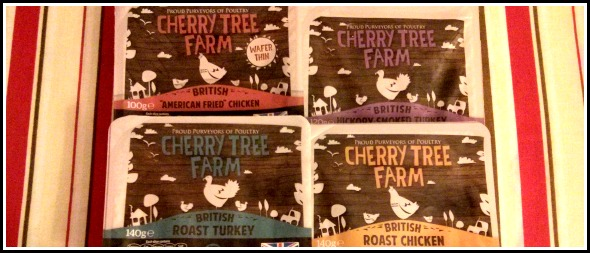 Cherry Tree Farm Header
