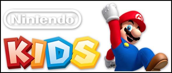 The #NintendoKids event