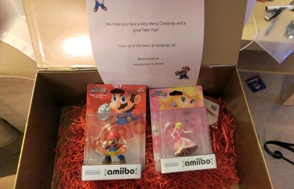 Nintendo Christmas presents