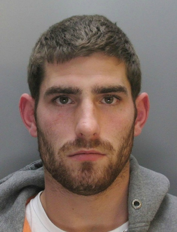 Ched Evans - Taken from Mirror.co.uk