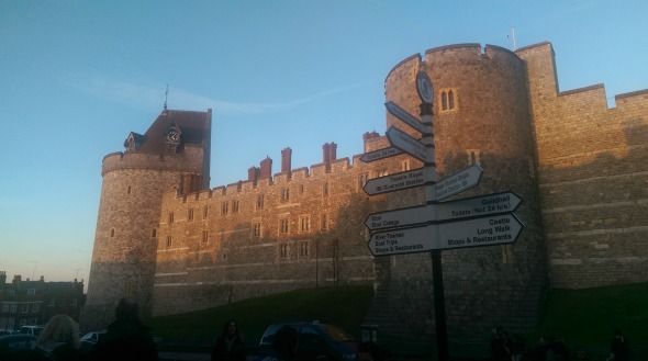 My Sunday Photo - Windsor Castle