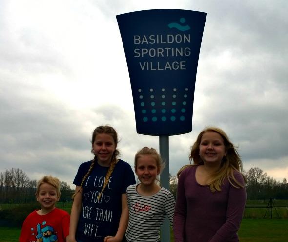 High Sports Basildon - entrance