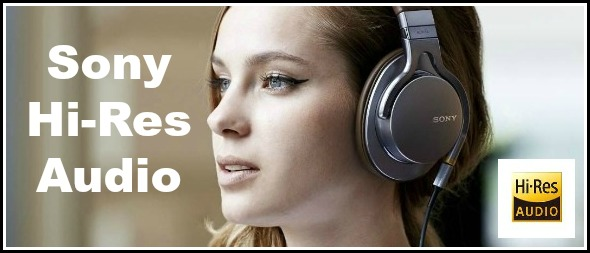 Sony Hi Res – HD for your ears – #HighResVIP