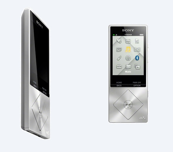 The Sony Walkman NWZA-15 - #HighResVIP