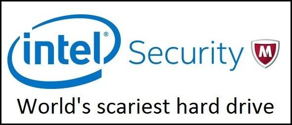 World's scariest hard drive