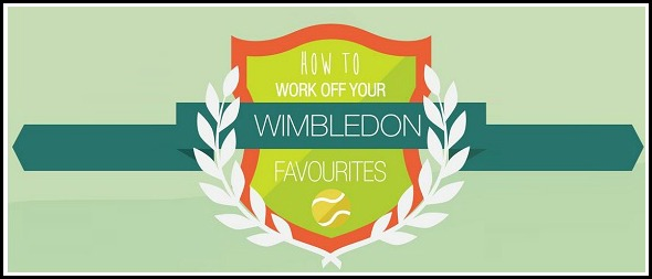 How to burn off your Wimbledon favourites.