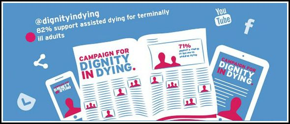 Dignity in dying.  A guest post from Tasha.